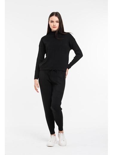 Letoon Trk01 Trıko Takım Siyah